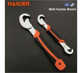 HARDEN Ключ многофункциональный регулируемый 9-32 мм 2 штуки фото