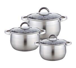 Набор посуды из 6 предметов Webber BE-617/6