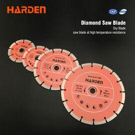 HARDEN Диск алмазный сегментный 125 х 22.2 мм 611302