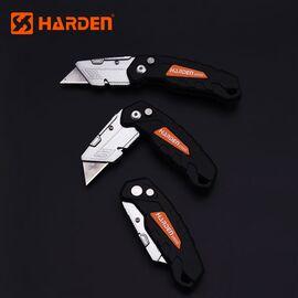 HARDEN Профессиональный складной нож 165 мм (570332)