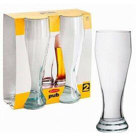 Набор бокалов для пива 2 шт Pasabahce Pub 42756 500ml, изображение 2