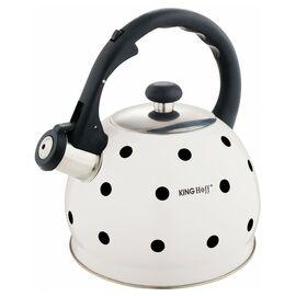 Чайник со свистком Kinghoff KH-1050