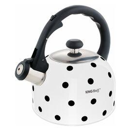 Чайник со свистком Kinghoff KH-1053