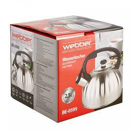 Чайник со свистком Webber BE-0595, изображение 2