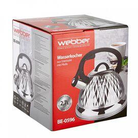 Чайник со свистком Webber BE-0596, изображение 2