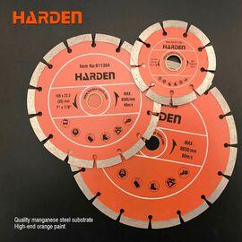 HARDEN Диск алмазный сегментный 230 х 22.2 мм 611306, изображение 3