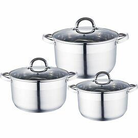 Набор посуды из 6 предметов Webber BE-338/6