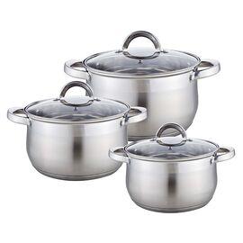 Набор посуды из 6 предметов Webber BE-616/6