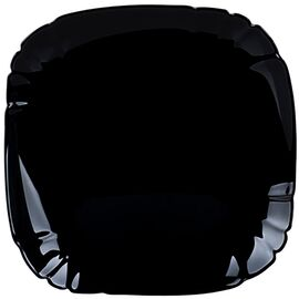 Тарелка обеденная Luminarc Lotusia Black P7063 - 25 см