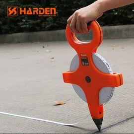 Рулетка измерительная геодезическая HARDEN 580213, изображение 2