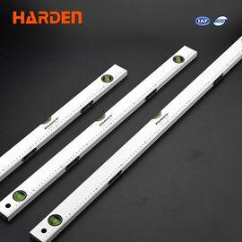 Уровень алюминиевый с линейкой 600 мм HARDEN 580525