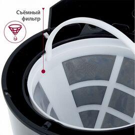Кофеварка DELTA LUX DE-2000 черн. фото, изображение 4