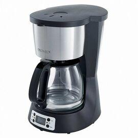 Кофеварка DELTA LUX DE-2000 черн. фото