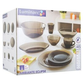Сервиз столовый Luminarc Ambiante Eclipse L5181 - 45 предметов, изображение 3