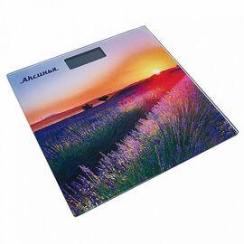 Весы напольные электронные Аксинья КС-6005 Рассвет фото