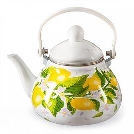 """Чайник (заварник) """"Лимоны"""" Metalloni EM-131X1/62, изображение 2"""