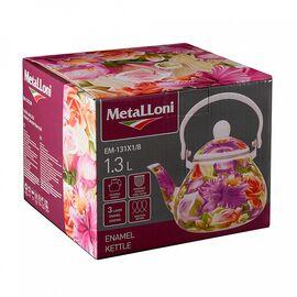 """Чайник (заварник) """"Орхидея"""" Metalloni EM-131X1/8, изображение 3"""