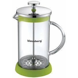 Френч-пресс Klausberg KB-7117, зеленый
