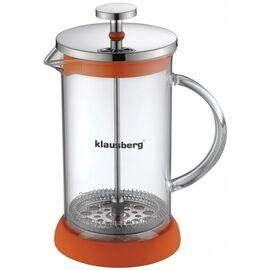 Френч-пресс Klausberg KB-7117, оранжевый