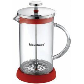 Френч-пресс Klausberg KB-7117, красный