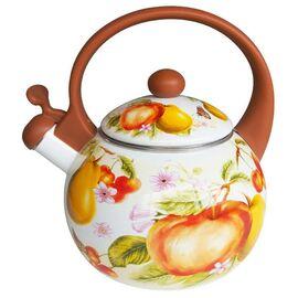 Чайник со свистком MetaLLoni Фруктовый сад EM-25001/37А фото