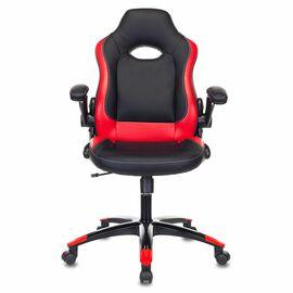 Игровое кресло Бюрократ VIKING-1N Black-Red (1180812) фото