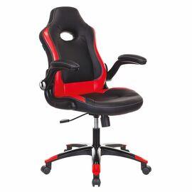 Игровое кресло Бюрократ VIKING-1N Black-Red (1180812) фото, изображение 2