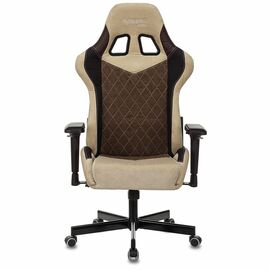 Игровое кресло Бюрократ VIKING 7 KNIGHT Fabric Brown (1382455) фото