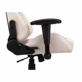 Игровое кресло Бюрократ VIKING X Fabric White-Pink (1428210) фото, изображение 14