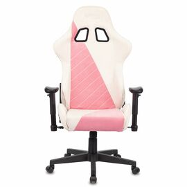 Игровое кресло Бюрократ VIKING X Fabric White-Pink (1428210) фото, изображение 4