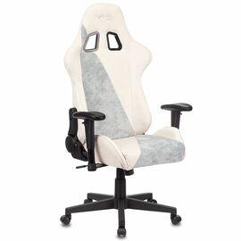 Игровое кресло Бюрократ VIKING X Fabric White-Blue (1428212) фото, изображение 13