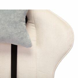 Игровое кресло Бюрократ VIKING X Fabric White-Green (1428211) фото, изображение 12