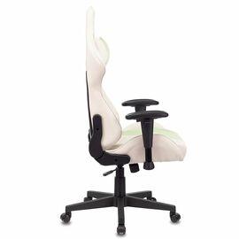 Игровое кресло Бюрократ VIKING X Fabric White-Green (1428211) фото, изображение 3