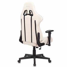 Игровое кресло Бюрократ VIKING X Fabric White-Green (1428211) фото, изображение 4