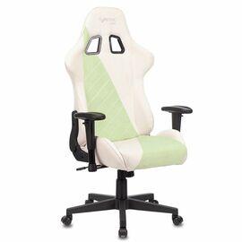 Игровое кресло Бюрократ VIKING X Fabric White-Green (1428211) фото, изображение 7