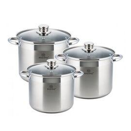 Набор посуды из 3 предметов Kinghoff КH-4311 фото