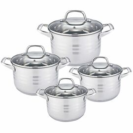 Набор посуды из 8 предметов Webber BE-622/8