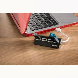 Разветвитель USB 2.0 Hama TopSide, изображение 3