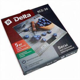 Весы кухонные DELTA КСЕ-36 Сладкая черника фото, изображение 2