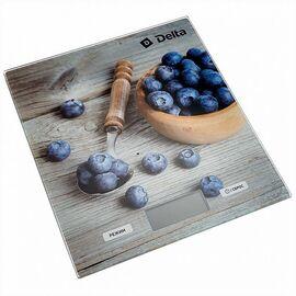 Весы кухонные DELTA КСЕ-36 Сладкая черника фото