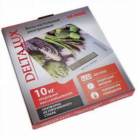 Весы кухонные DELTA LUX DE-003KE Витаминный микс фото, изображение 2