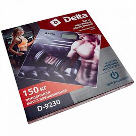 Весы напольные электронные DELTA D-9230 Спорт фото, изображение 2