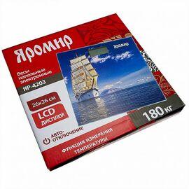 Весы напольные электронные Яромир ЯР-4203 Корабль фото, изображение 2