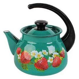 Чайник эмалированный КМК 42715-123/6-У4 бирюзовый фото