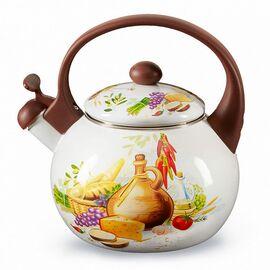 Чайник со свистком MetaLLoni Валенсия EM-25101/65 фото