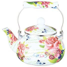 Чайник MetaLLoni Таинственный сад EM-251X1/27 фото