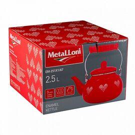 Чайник MetaLLoni Love EM-251X1/67 фото, изображение 2