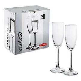 Набор фужеров для шампанского Pasabahce Энотека 44688 фото, изображение 2
