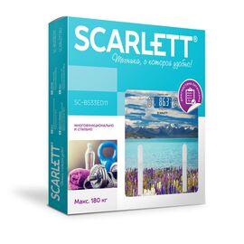 Весы Scarlett SC-BS33ED11, изображение 2