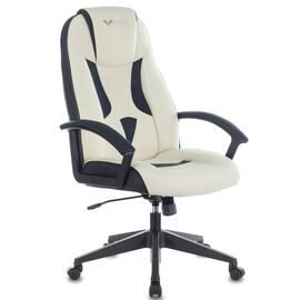 Игровое кресло Бюрократ VIKING-8 White-Black (1078868) фото, изображение 2